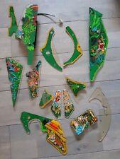 Lot de decors flipper gilligan s island pinball plastics