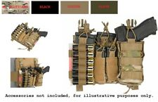 Airsoft Buckle Up Multi Mission Front Panel MC ammo pouch AEG molle GBB