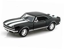 "New 5"" Kinsmart 1967 Chevrolet Camaro Z/28 diecast model chevy toy 1:37 Black"