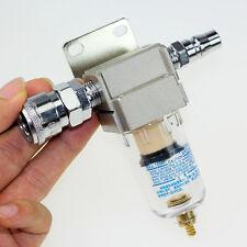 Air Compressor AF2000-02 Water Moisture Trap Filter Separator + Mount Connection