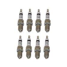 Set of 8 Spark Plugs Bosch For: BMW E34 E32 E31 Land Rover LR3 Chevy Covrvette