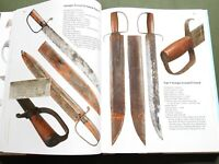 """CONFEDERATE BOWIE KNIVES"" CIVIL WAR CSA FIGHTING DAGGER CUTLASS REFERENCE BOOK"
