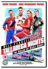 TALLADEGA NIGHTS    UNCUT   UK DVD      NEW/SEALED  WILL FERRELL