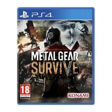 Metal Gear Survive PS4 Game