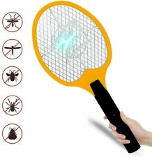 Electric Fly Zapper,Bugs Swatter Bee Racket Mosquito Killer Indoor Outdoor Pest