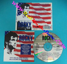 CD THE ROCKY STORY soundtrack 848 242 2 ITALY no lp mc vhs dvd RARO!!(OST1)