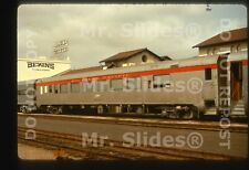 Duplicate Slide SP Southern Pacific Coach 2382