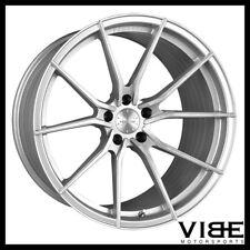 "20 "" Vertini RF1.2 Forgiato Argento Concava Ruote Cerchioni Per Lexus IS250"