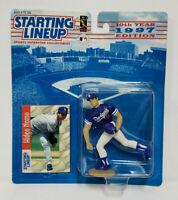 HIDEO NOMO Los Angeles Dodgers Kenner Starting Lineup MLB SLU 1997 Figure & Card