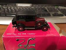 Rio 1/43 Scale #13 Fiat 508 Balilla 1932 - Boxed