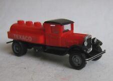 TT scale (1:120) model of the American truck 1929 Autocar Dispatch, tank truck