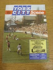 13/10/1987 York City v Darlington [Freight Rover Trophy] . Thanks for viewing th