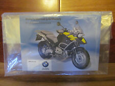 2010 BMW R1200GS ADVENTURE MOTORCYCLE OWNERS RIDERS MANUAL -NEW-R 1200 GS-R1200