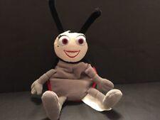 """Disney Pixar A Bug's Life Francis Ladybug 10"""" Beanbag Plush Stuffed Animal"""