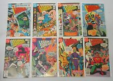 Legion of Super Heroes from:#267-279 11 difference 8.0 VF (1980+81)