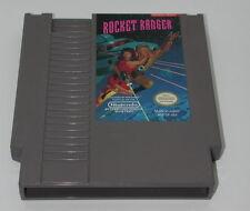 Rocket Ranger Nintendo NES, 1990 R5255
