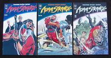 ADAM STRANGE 1 2 3 Complete (DC 1990)  - Prestige TPB - 9.4 NM