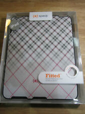 Checkered 1st Generation Original Apple iPad 1 Speck Shell Cover Case Skin