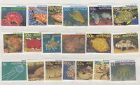 Australia 1984/86 Marine Life Fish Complete Set Mint MNH X9186