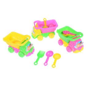 Beach Sand Tools Toys Bucket Set For Toddler Kids Children Outdoor Toy^lk