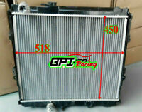 Radiator for TOYOTA HILUX LN147R/LN167/LN172 3.0L Diesel 1997-2005 MT H=450MM