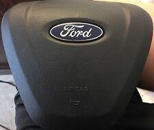 2013 2014 Ford Fusion Black Driver LH Steering Wheel Airbag Air Bag OEM LKQ