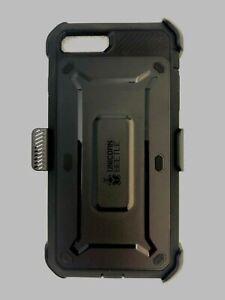 For Apple iPhone 7 Plus 8 Plus SUPCASE Full Body Rugged Case Black