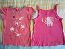 Miki & Carter's Girl Pink T-Shirt 2 pcs (3 years old)