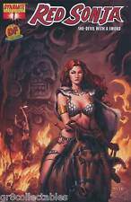RED SONJA #1 DYNAMIC FORCES LE of 999 COA