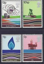 1978 GB ENERGY RESOURCES SET OF 4 FINE MINT MNH/MUH SG1050-SG1053