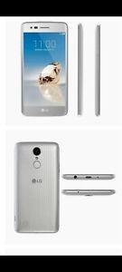 "Brand New - LG Aristo - 16GB - 5"" Screen- QuadCore - Android Phone - Unlocked"