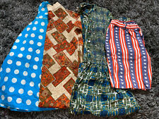 Vintage 1940s 1950s Novelty Youth XS Dress Shorts As Is Lot