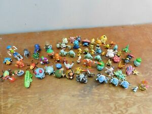 Pokémon Animation Figures Tomy, Nintendo,Disney, DC, Hasbro -lot of 71 figurines