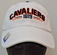 University of Virginia Cavaliers 1819 baseball hat white Basketball Fan New Adj.
