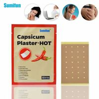 8pcs Sumifun Brand Joints Pain Relief Patch Chinese Herbal Capsicum Plaster H