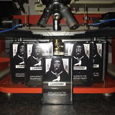Unspeakable - Expulsion of the Triumphant Beast tape Demoncy Beherit Blasphemy