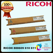 New & Original Ricoh 888609 888610 888611 Toner Set CMY AFICIO MPC4500 MPC3500