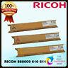 New & Original Ricoh 888609 888610 888611 Toner Set CMY AFICIO MPC4500 MPC3500