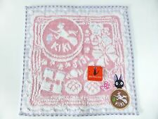 NEW!! Kiki's Delivery Service Jiji Hand Towel Studio Ghibli Japan Type B
