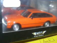 TOYOTA CELICA COUPE 1979   NEO    1/43  ORANGE PROMO