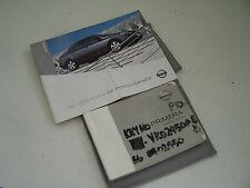 Nissan Primera (2002-2006) Owner`s Manual