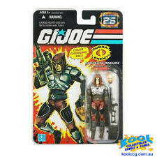 GI JOE 25TH ANNIVERSARY Master of Disguise (Zartan) *BRAND NEW*