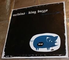 MELVINS King Buzzo sugar daddy vol 12 amrep sold out!