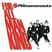 The Phenomenauts - For All Mankind (2009)  psycho billy