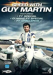 Speed with Guy Martin: F1 Special/Classic F1 Special/F1 Challenge [DVD]