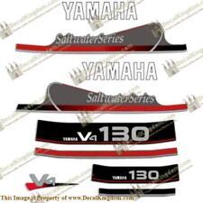 Yamaha 130hp V4 Saltwater Series Decals