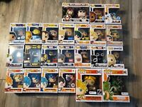 Funko Pop Mystery VAULTED/CHASE/EXLUSIVE GUARANTEED! Marvel/Disney/DBZ/DC & more