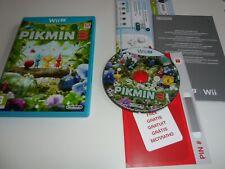 Pikmin 3 Nintendo Wii U Video Game COMPLETE / GREAT SHAPE Original Release!