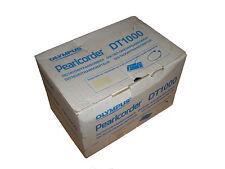 Olympus Pearlcorder DT1000 DT 1000 Microcassette Dictator Transcriber       *125