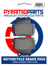 Front brake pads for Yamaha TZR125 87-89